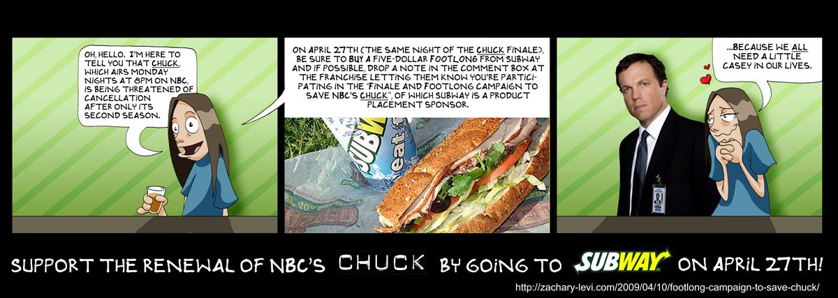 Save Chuck!