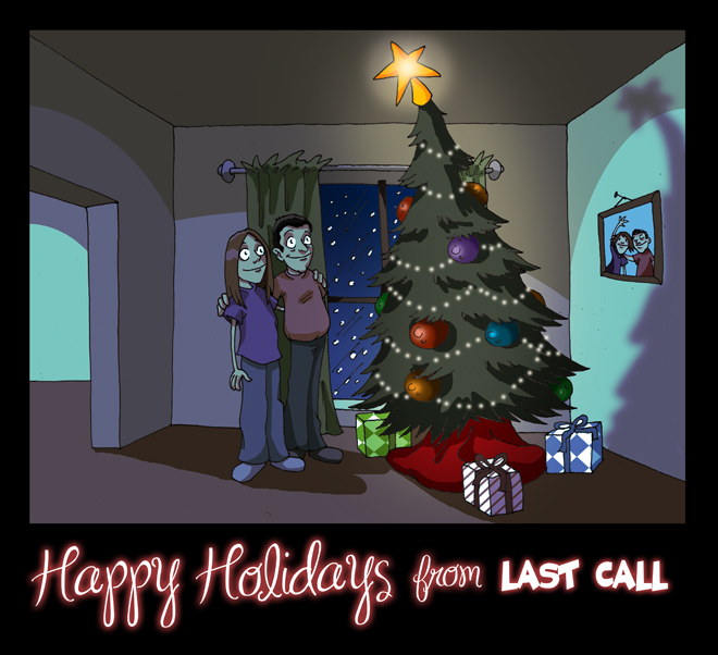 Happy Holidays from Last Call!