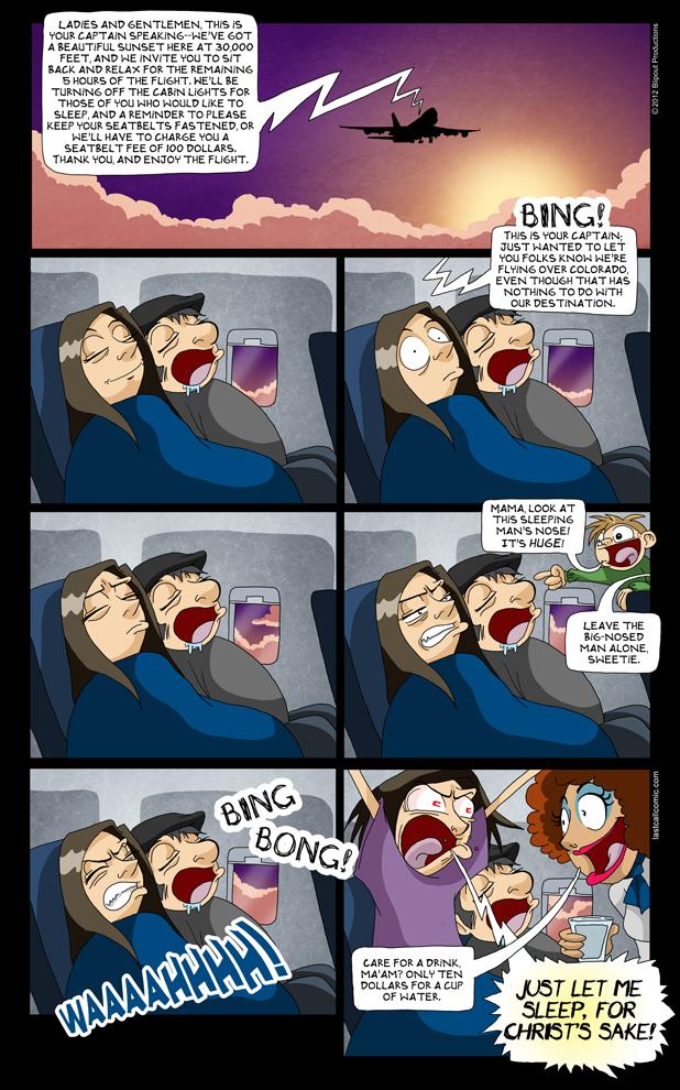 Plane Rides Suck