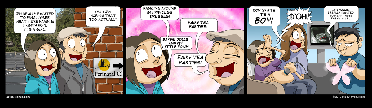 Fairy Tea Parties