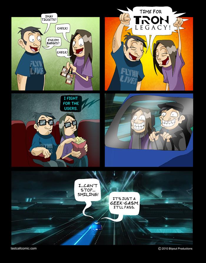 Geek-gasm