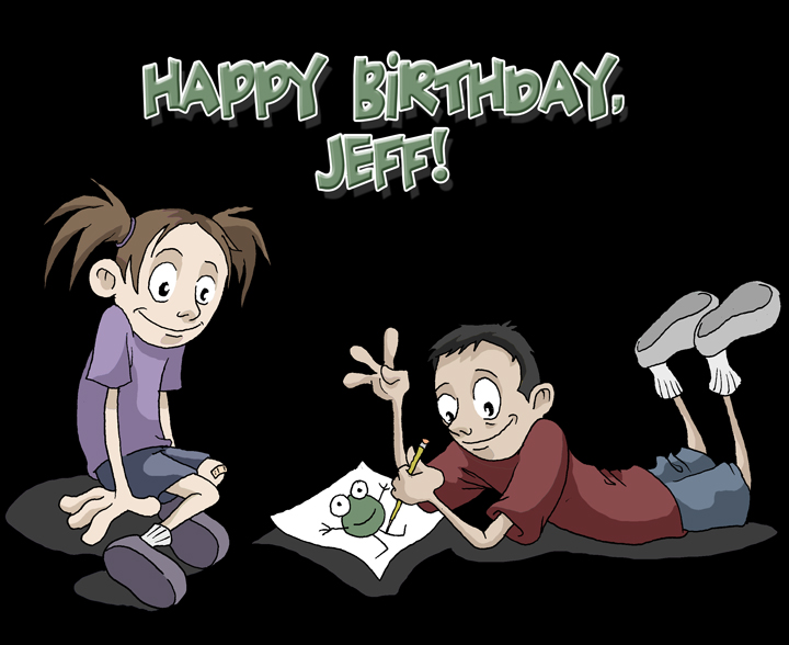 Happy Birthday, Jeff!