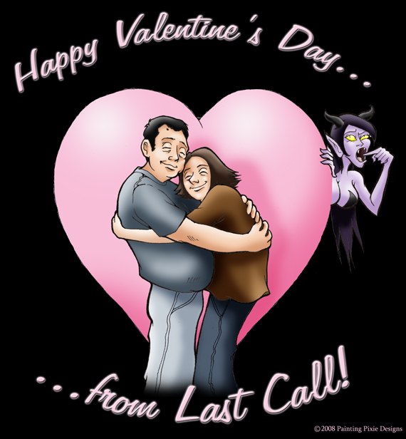 Happy Valentine's Day from Last Call!
